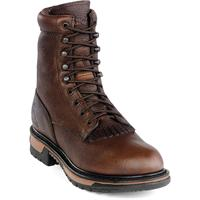 Rocky Men's ST Ride Lacer Waterproof Western Boots 6717