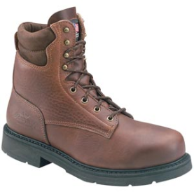 Thorogood 8'' American Heritage - Safety Toe - Brown 804-4204