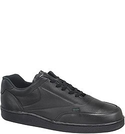 Thorogood Women's Code 3 Oxford Shoes - Black Leather 534-6333