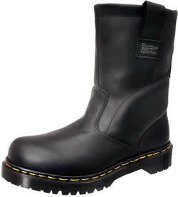 Dr. Martens Mens Industrial Greasy Wellington Boots