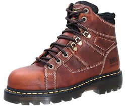 Dr. Martens Mens Ironbridge Industrial Trailblaz Safety Toe Boots
