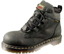 Dr. Martens Mens Hardwick Safety Toe Boots