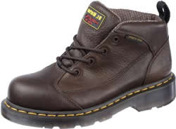 Dr. Martens Womens FX Bark Industrial Bear Safety Toe Shoes DRM-R12784201
