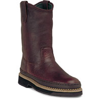 Georgia Men's Giant Wellington Boot - Brown Soggy G4274