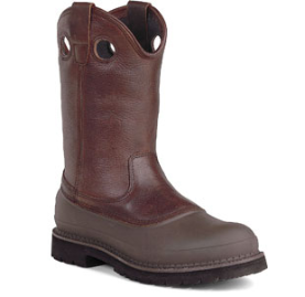Georgia Pull-On Mud Dog ST Comfort Core Work Boots G5655