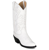 Durango Women's Leather Western Boots - White RD4111