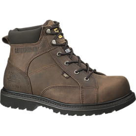 Caterpillar Men's Whiston Boots - Dark Brown P73380