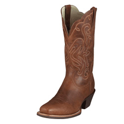 Ariat Women's Legend Western Boots - Russet Rebel 10001056