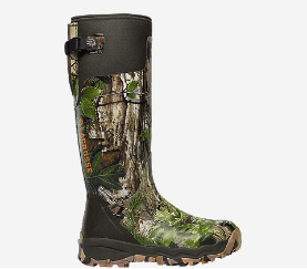 "Lacrosse Women's Alphaburly Pro 15"" Hunting Boot - Realtree X-Tra Green 376043"