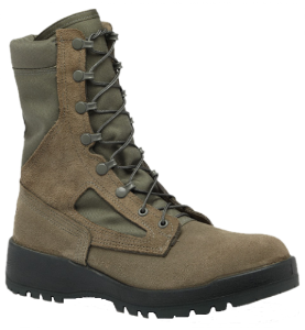 Belleville Womens Hot Weather Steel Toe Combat Boots F600 ST