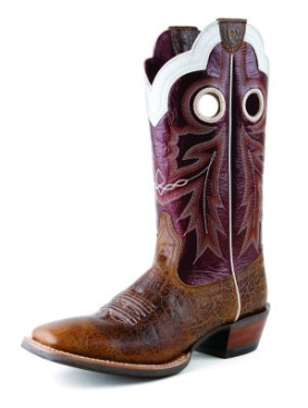 Ariat Men's Wildstock- Adobe Clay/Red Light 10007590
