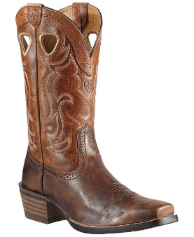 Ariat Men's Rawhide - Weathered Chestnut - 10010953