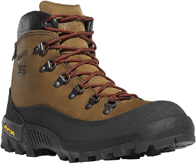"Danner Men's 37440 Crater Rim 6"" Brown Boots"