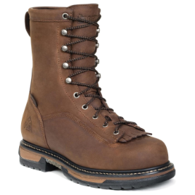 Rocky Men's Iron Clad Waterproof Work Boot 5698