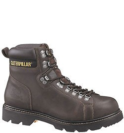 Caterpillar Men's Alaska FX Work Boots – Espresso 70961