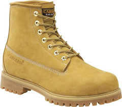 "Carolina Men's 6"" Waterproof Work Boot-Wheat CA3045"