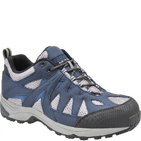 Carolina Men's Aluminum Toe Work Athletic Shoe-Blue CA9508