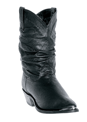 "Dingo Women's Western Boots: ""Charlee"" Black DI17310"