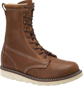 "Carolina Men's 8"" Domestic Broad Toe-Brown CA7001"