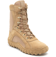 Rocky S2V Uniform Boot - Tan 101