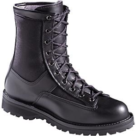 Danner Men's Acadia Steel Toe Uniform Boot- Black 22500