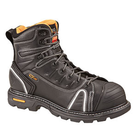 "Thorogood Men's 804-6444 Gen Flex 2 6"" Lace-to-Toe Composite Safety Toe"