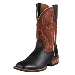 Ariat Men's Quickdraw Performance Western Boots 10002221 - Washed Adobe