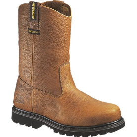 Caterpillar Mens Edgework Safety Boots - Brown 89882