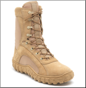 Rocky S2V Uniform Boot - Tan 101 (SKU: 101)