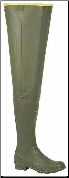 LaCrosse Men's Big Chief 32 Inch Hip OD Green Hunting Boot Style: 154040