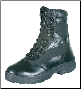 Rocky Men's 8 inch Zipper Fort Hood Duty Boots 2149 (SKU: 2149)
