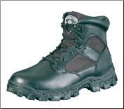 Rocky Men's 6 inch AlphaForce Duty Boots 2167 (SKU: 2167)