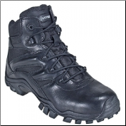 Bates Men's Delta-6 Side Zip Boot-Black E02346