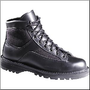 "Danner Men's/Women's Patrol 6"" Uniform Boot- Black 25200"