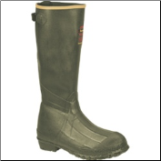 "LaCrosse Men's Burly Trac-Lite 18"" Forest Green 800gm. Boots Style: 266060 (SKU: 266060)"