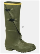 "LaCrosse Men's Insulated 2-Buckle 18"" OD Green Boots Style: 267040 (SKU: 267040)"
