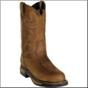 "Rocky Men's 11"" Branson Steel Toe Boot - Aztec Crazy Horse 2809 (SKU: 2809)"