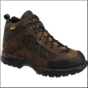Danner Men's Radical 45254 GTX Hiking Boot - Dark Brown 45254