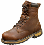 Rocky Men's IronClad Steel Toe Waterproof Work Boots 6693