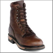 Rocky Men's ST Ride Lacer Waterproof Western Boots 6717 (SKU: 6717)