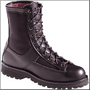 "Danner Men's/Women's Acadia® 200g 8"" Uniform Boot- Black 69210 (SKU: 69210)"