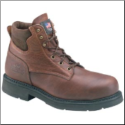 Thorogood 6'' American Heritage - Safety Toe - Brown 804-4203
