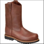 Thorogood Shoes Dual Gender Sizing Men's or Women's: Wellington Semi-Oblique Steel Toe Work Boots 804-4611 (SKU: 804-4611)