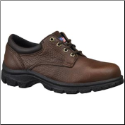 Thorogood Plain Toe Oxford - Safety Toe - Brown 804-4760 (SKU: 804-4760)