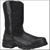 Thorogood Softstreets 10'' Wellington Safety Toe Boots - Black 804-6111 (SKU: 804-6111)