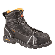 "Thorogood Men's 804-6444 Gen Flex 2 6"" Lace-to-Toe Composite Safety Toe (SKU: 804-6444)"