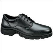 Thorogood Men's Plain Toe Oxford - Black 834-6905 (SKU: 834-6905)