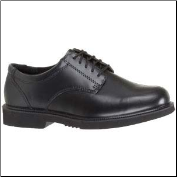 Thorogood Men's Uniform Classics Leather Academy Oxford- Black 834-6041 (SKU: 834-6041)