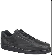 Thorogood Men's Code 3 Oxford Shoes - Black Leather 834-6333