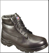 Thorogood 6'' Men's Waterproof/Insulated Sport Boots - Black Leather 834-6342 (SKU: 834-6342)